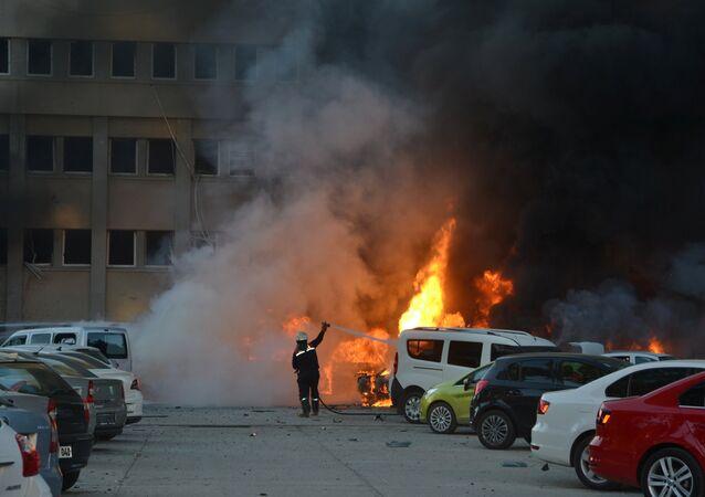 Adana saldırısı