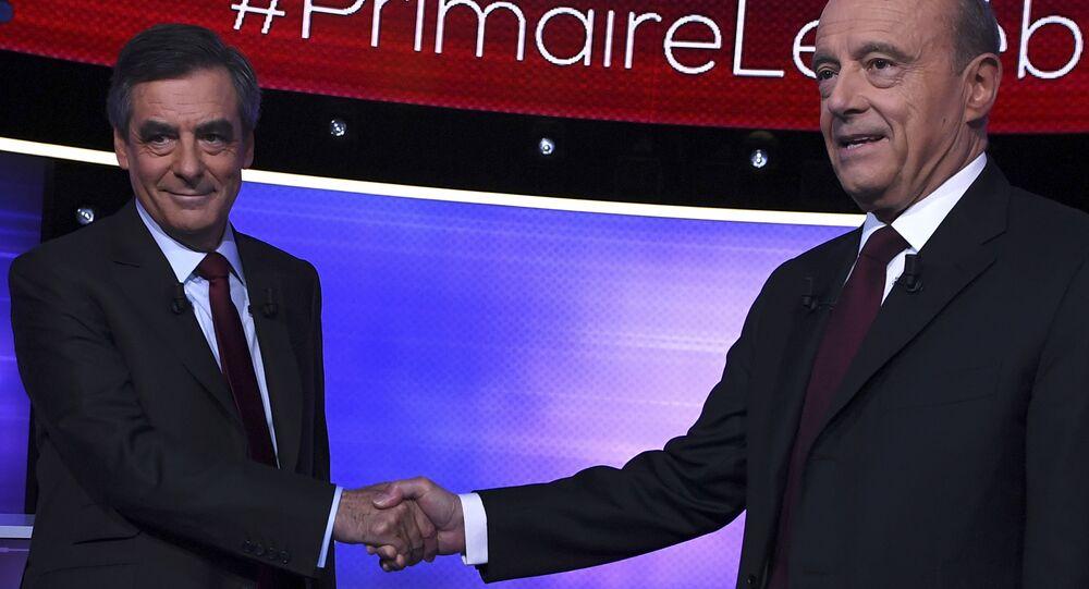 François Fillon ve Alain Juppe
