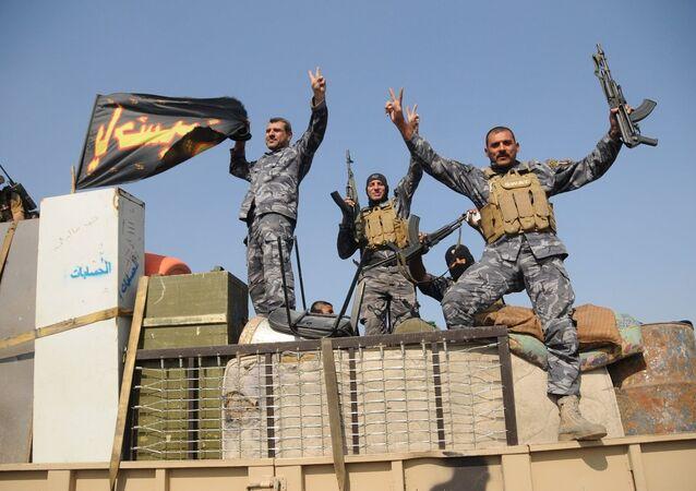 Irak ordusu, Musul'da önemli ilerlemeler kaydediyor