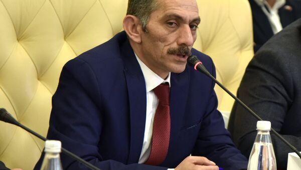 Avrasya Yerel Yönetimler Birliği Başkanı Hasan Cengiz - Sputnik Türkiye