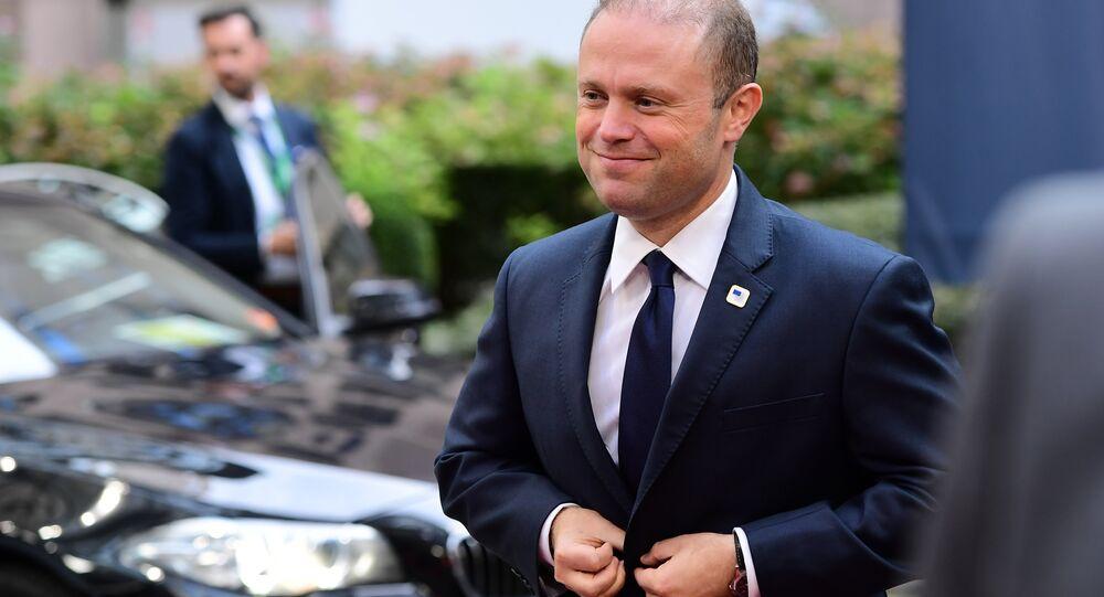 Malta Başbakanı Joseph Muscat