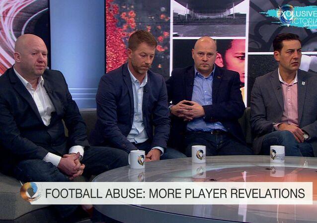 BBC'de eskiden uğradıkları cinsel tacizi itiraf eden futbolcular