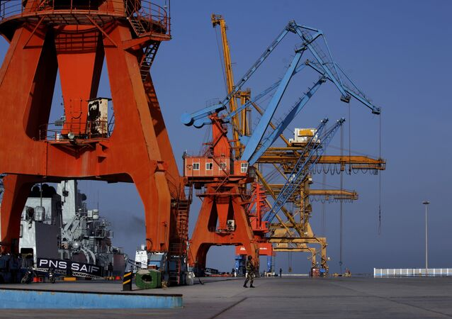 Gwadar limanı