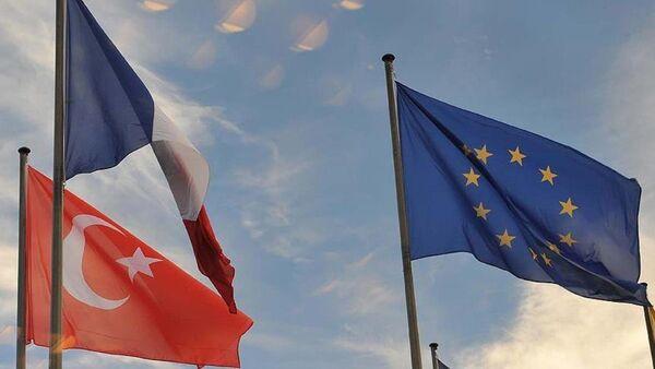 Fransa - Türkiye - AB - Sputnik Türkiye