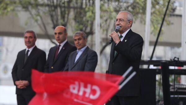 CHP Genel Başkanı Kılıçdaroğlu - Sputnik Türkiye