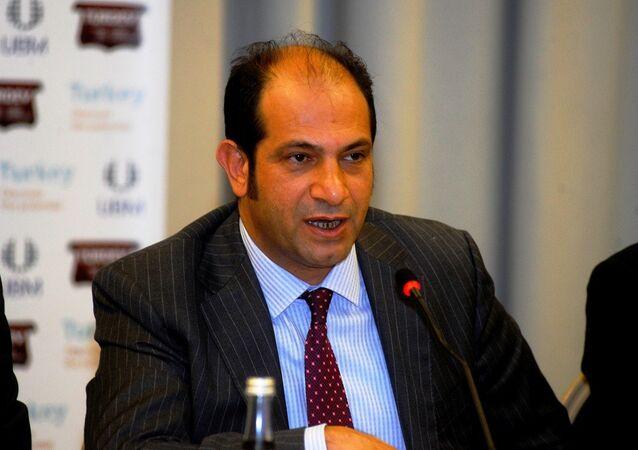 İstanbul Deri ve Deri Mamülleri İhracatçıları Birliği (İDMİB) Başkan Yardımcısı Mehmet Ali Dinç