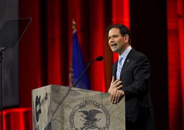 Cumhuriyetçi Parti Florida Senatörü Marco Rubio