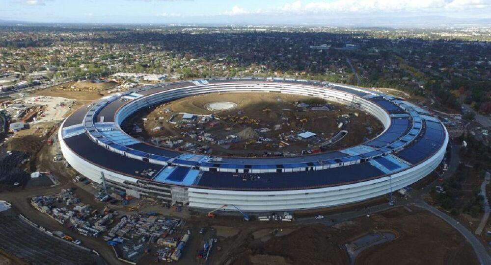 Apple'ın yeni merkezi Campus II