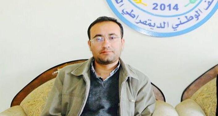 DSG yöneticilerinden Ahmet Hisso