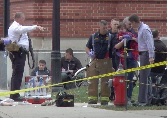 ABD -  Ohio Eyalet Üniversitesi'nde silahlı saldırı
