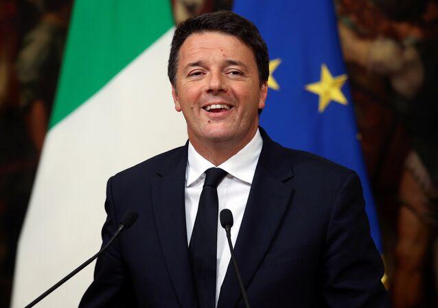 İtalya Başbakanı Matteo Renzi