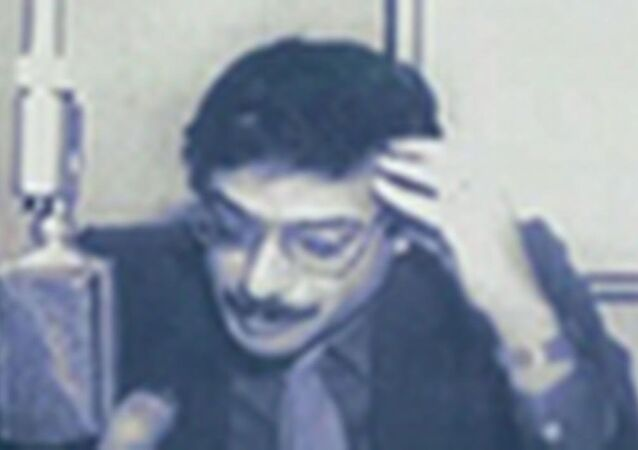TRT'nin duayen spikerlerinden Mesut Mertcan