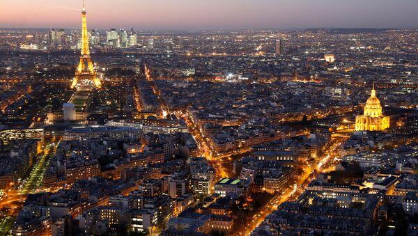 Fransa / Paris / Eyfel Kulesi - Sputnik Türkiye