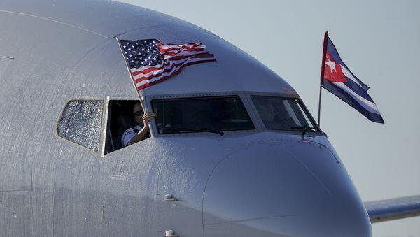 ABD- Küba - Sputnik Türkiye