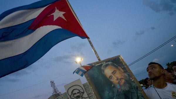 Küba - Fidel Castro - Sputnik Türkiye