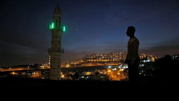 Kudüs'te bir cami - Sputnik Türkiye