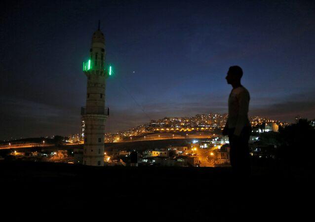 Kudüs'te bir cami
