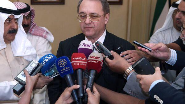 Rusya Dışişleri Bakan Yardımcısı Mihail Bogdanov - Sputnik Türkiye
