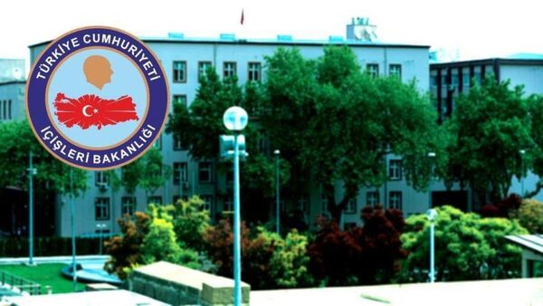 İçişleri Bakanlığı - Sputnik Türkiye