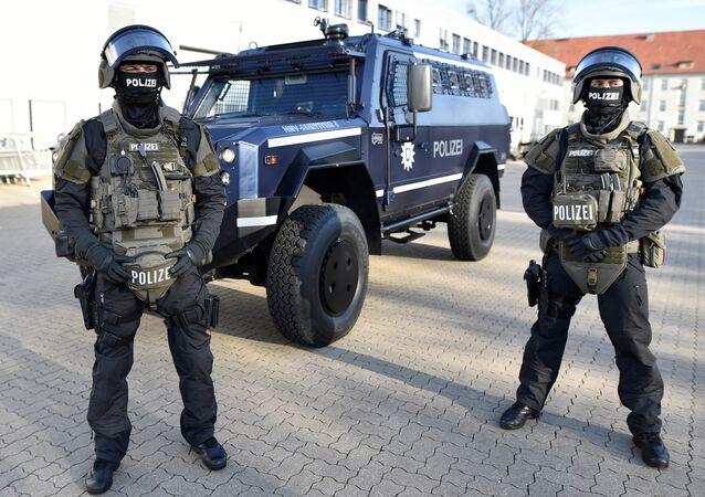 Alman polisi