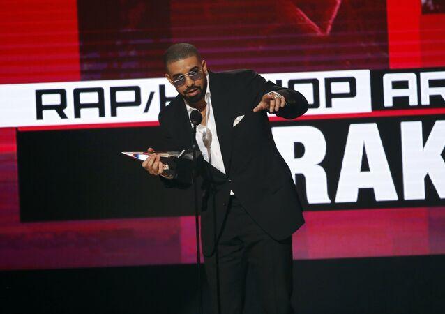 Kanadalı rapçi Drake
