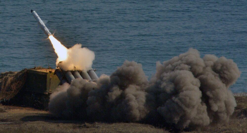 Ukrayna'nın Kırım yakınlarındaki füze denemeleri
