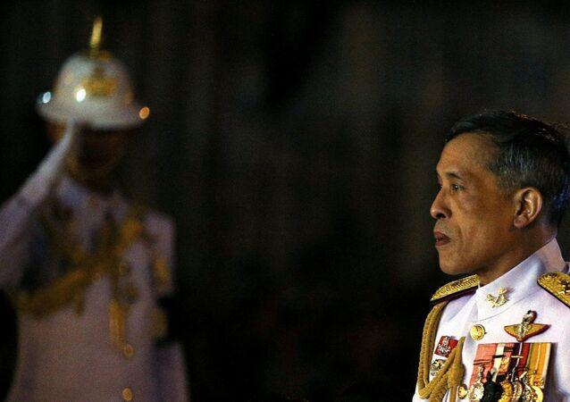 Yeni Tayland Kralı Maha Vajiralongkorn tahta oturdu