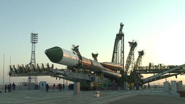 Rusya'nın UUİ'ye fırlattığı uzay kapsülü ile bağlantı kesildi - Sputnik Türkiye