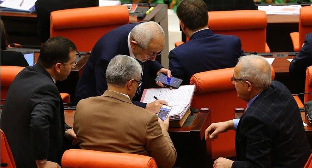 Cumhurbaşkanlığı sistemine ilişkin Anayasa değişikliği teklifi