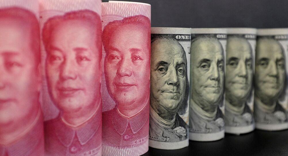 Dolar- yuan