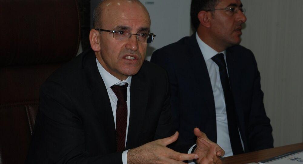 Mehmet Şimşek Batman'da konuştu