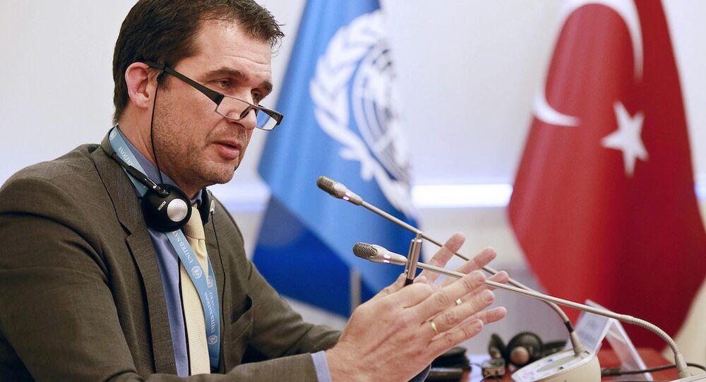BM İşkence Özel Raportörü Nils Melzer