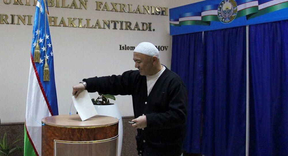 Özbekistan - seçim