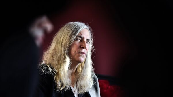 Patti Smith - Sputnik Türkiye