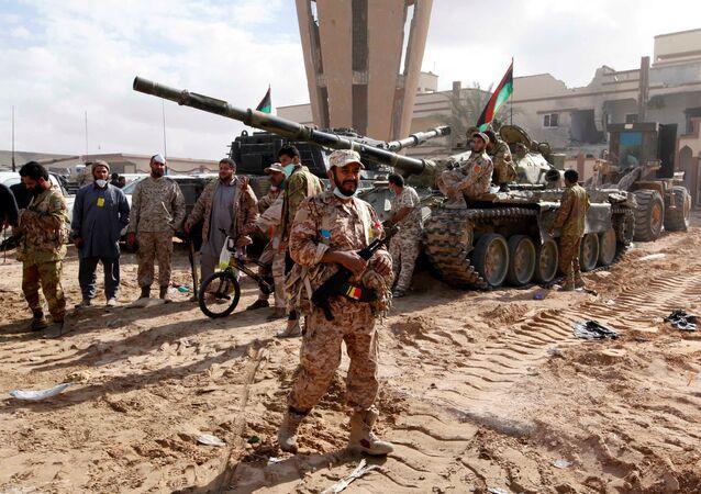 Libya- Sirte- IŞİD