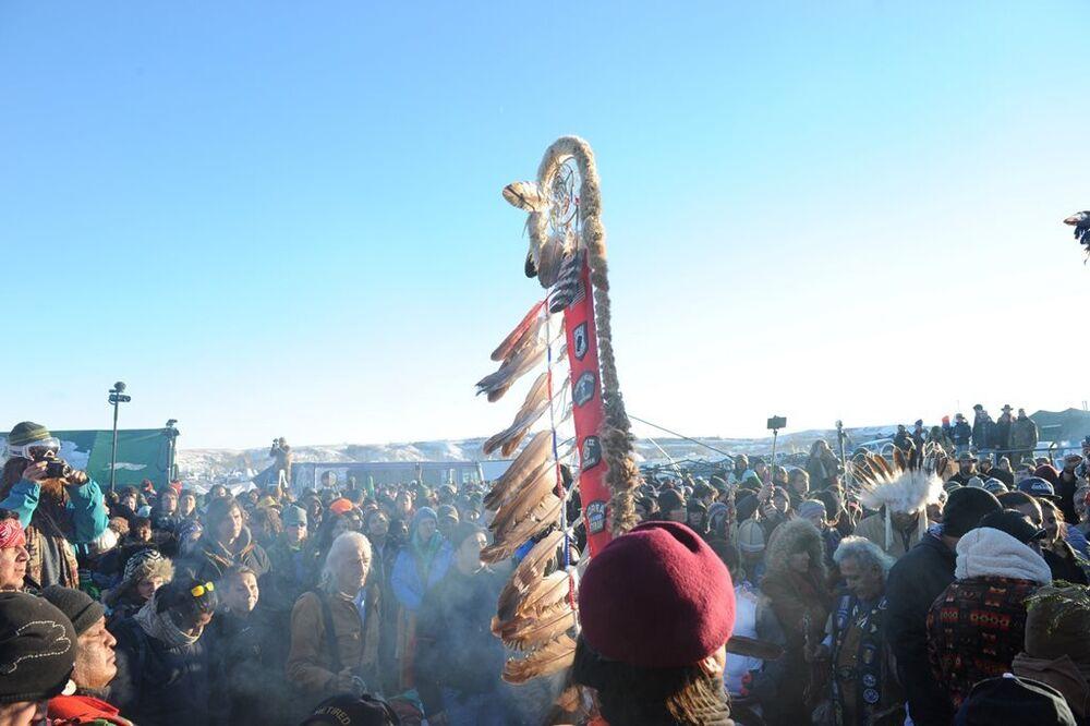 Kuzey Dakota yerliler