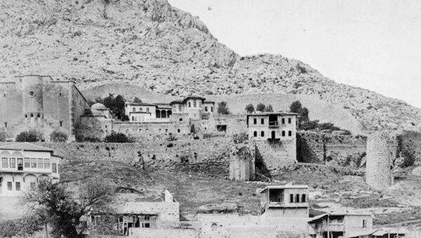 Kilikya Ermeni Katolikosluğu'na ait mülkler - Sputnik Türkiye