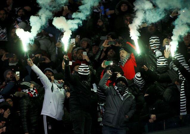 Beşiktaş tribünleri