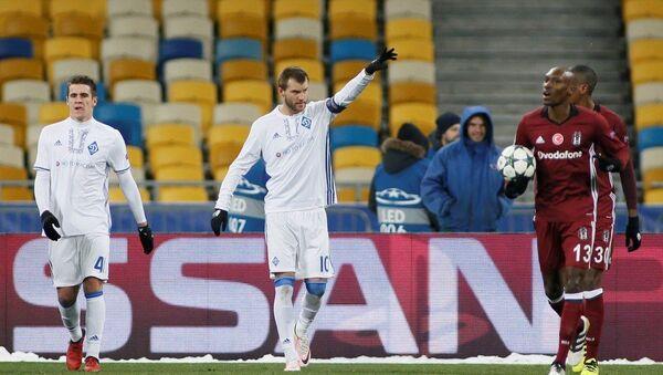 Dinamo Kiev - Beşiktaş - Sputnik Türkiye