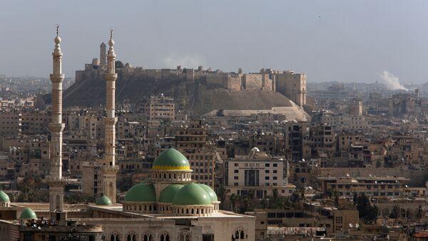 Halep kalesi ve Eski Halep bölgesi - Sputnik Türkiye