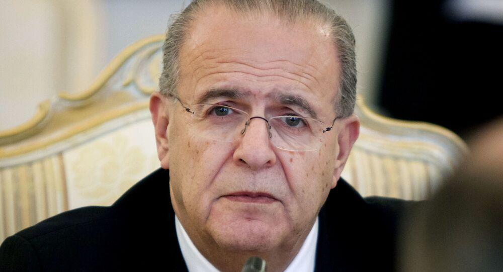 Kıbrıs Cumhuriyeti Dışişleri Bakanı Yannis Kasulidis