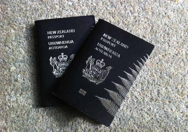 Yeni Zelanda pasaportu