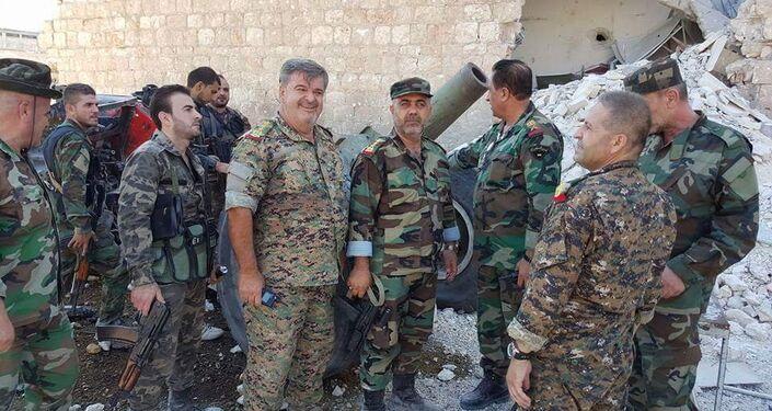 Suriye ordusu eski Halep bölgesini cihatçı gruplardan temizledi