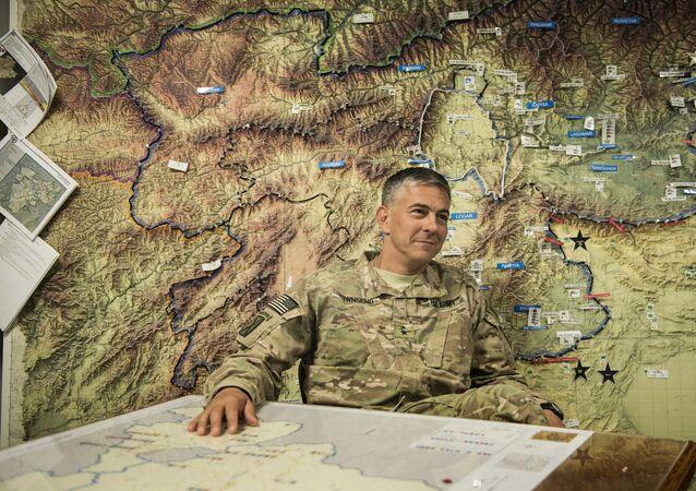 ABD'nin Irak ve Suriye'deki uluslararası koalisyon güçleri komutanı Korgeneral Stephen Townsend