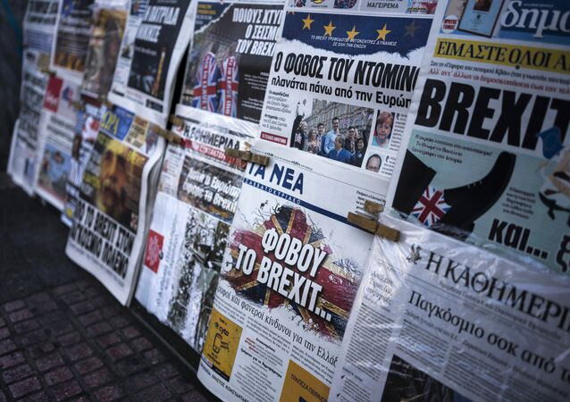 Yunan basını / Yunanistan gazeteleri