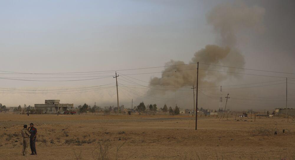 Iraq Airstrike