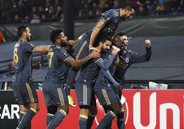 Feyenoord - Fenerbahçe