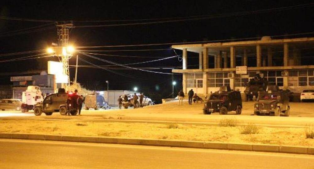 Kızıltepe'de bomba yüklü otomobil