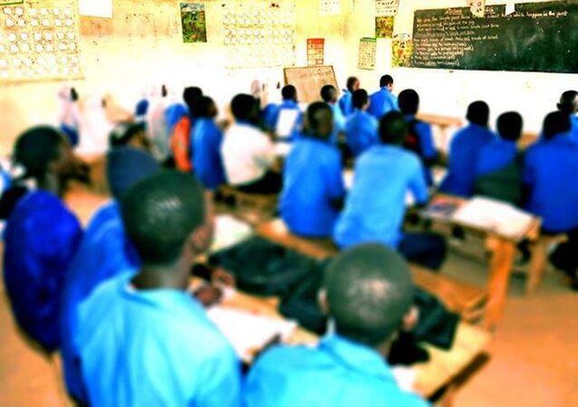 Afrika okul