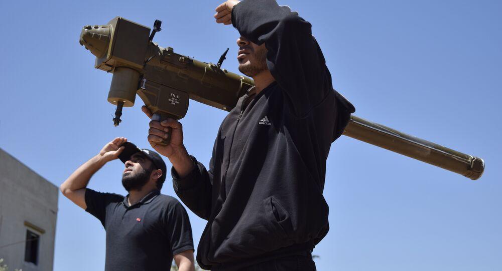 FN-6 taşınabilir hava savunma füzeleri (MANPAD)